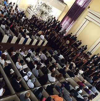 Alcorn's 71st Biannual Honors Convocation