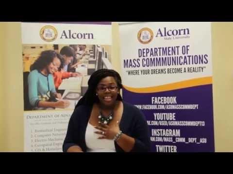 Alcorn's Mass Communications 2015 Promotional Video