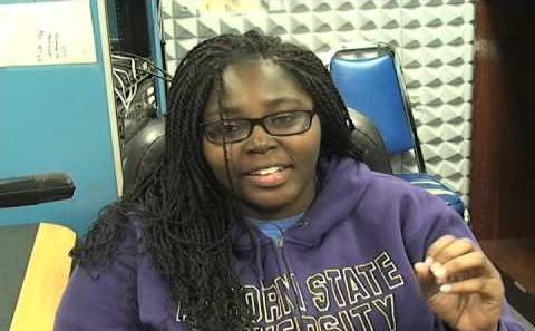 Jocelyn Taylor Reporting For ASU TV-13