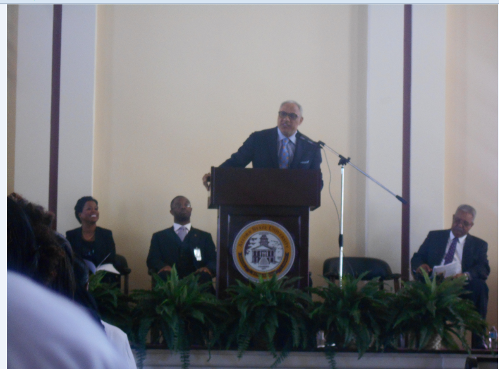 Alcorn State University's 72nd Biannual Honors Convocation