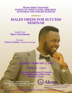 dressing for male success
