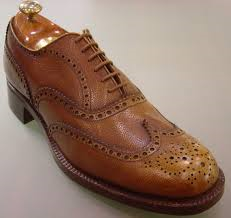 1 wing tip oxford