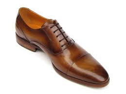 2 cap toe oxford
