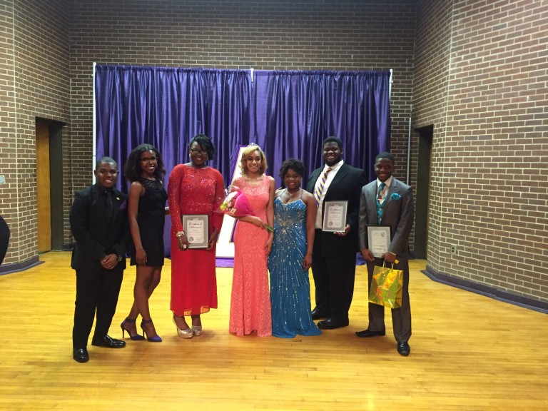 Alcorn's Sophomore Class presents The Brave and Beautiful Pageant