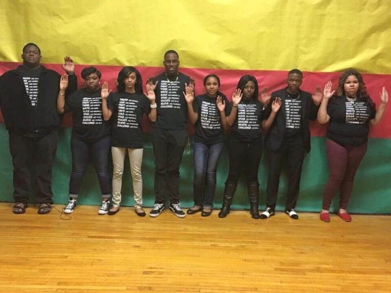"The Freshman Class Presents ""Melanin Matters"""