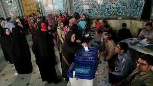 iraninas voting