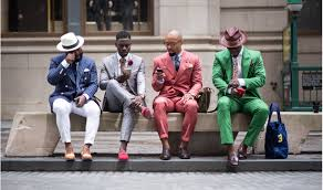 Choosing the Best Color Scheme for the Well Dressed Man