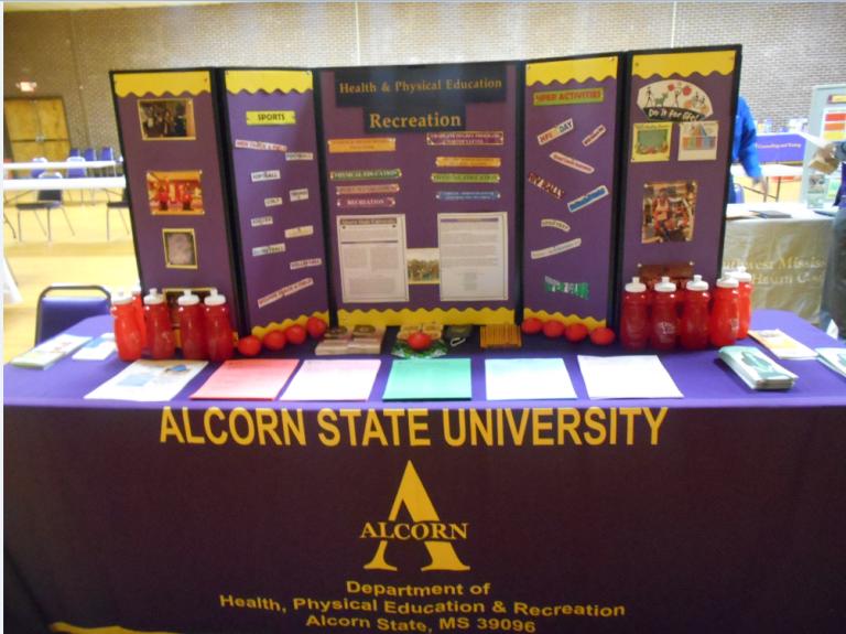 Alcorn Hosts 16th Annual Health and Wellness Fair