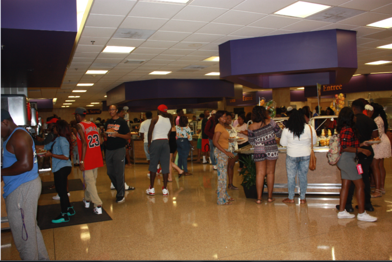 Enrollment Numbers Increase at Alcorn