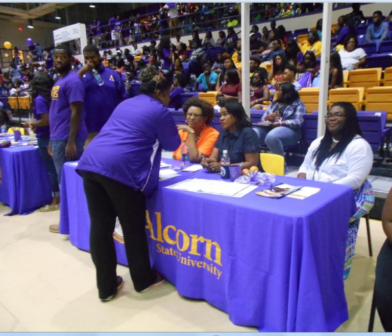 Alcorn Hosts Annual Fall High School Day 2016
