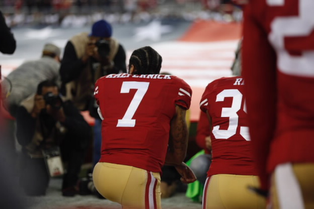 Kaepernick and America: Fight for Justice