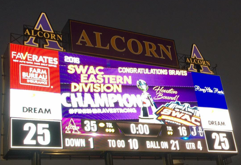 Braves Stomp Tigers in 'Soul Bowl'