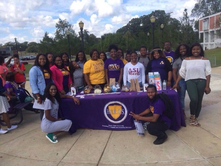 Alcorn's Junior Class Hosts Awareness Week