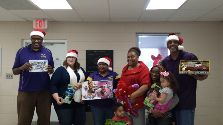 WPRL 91.7 FM Hosts Its Annual Toy Drive