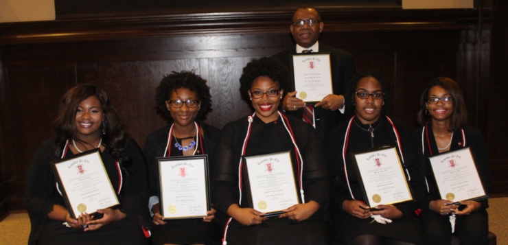 Alcorn's Mass Communications Department Makes History