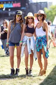 Music Festival Outfit Inspiration