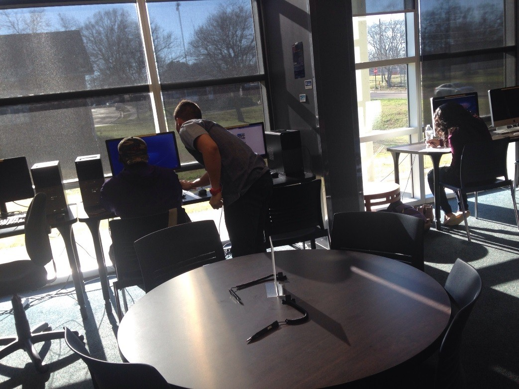 Alcorn State University's Writing Center