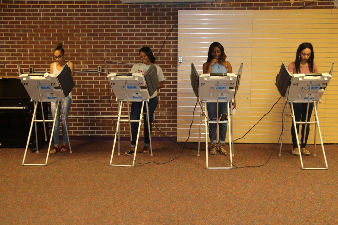 Students vote on Special Referendum of the SGA Constitution
