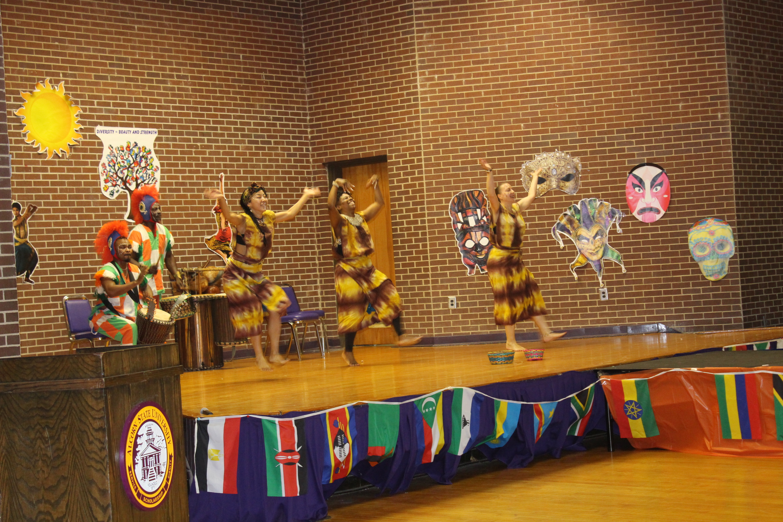 Alcorn Presents Multicultural Day 2017