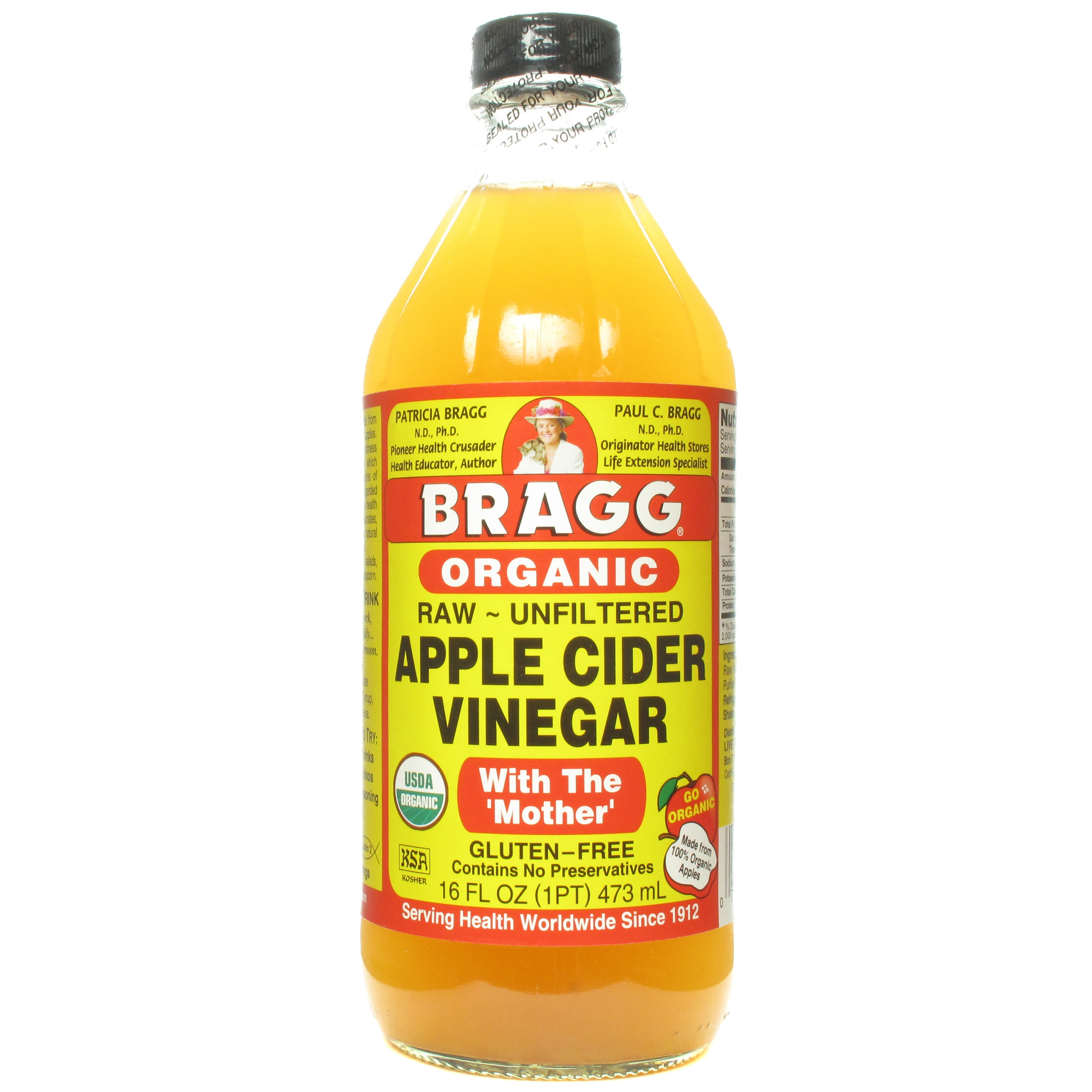 Cleansing Natural Hair with Apple Cider Vinegar