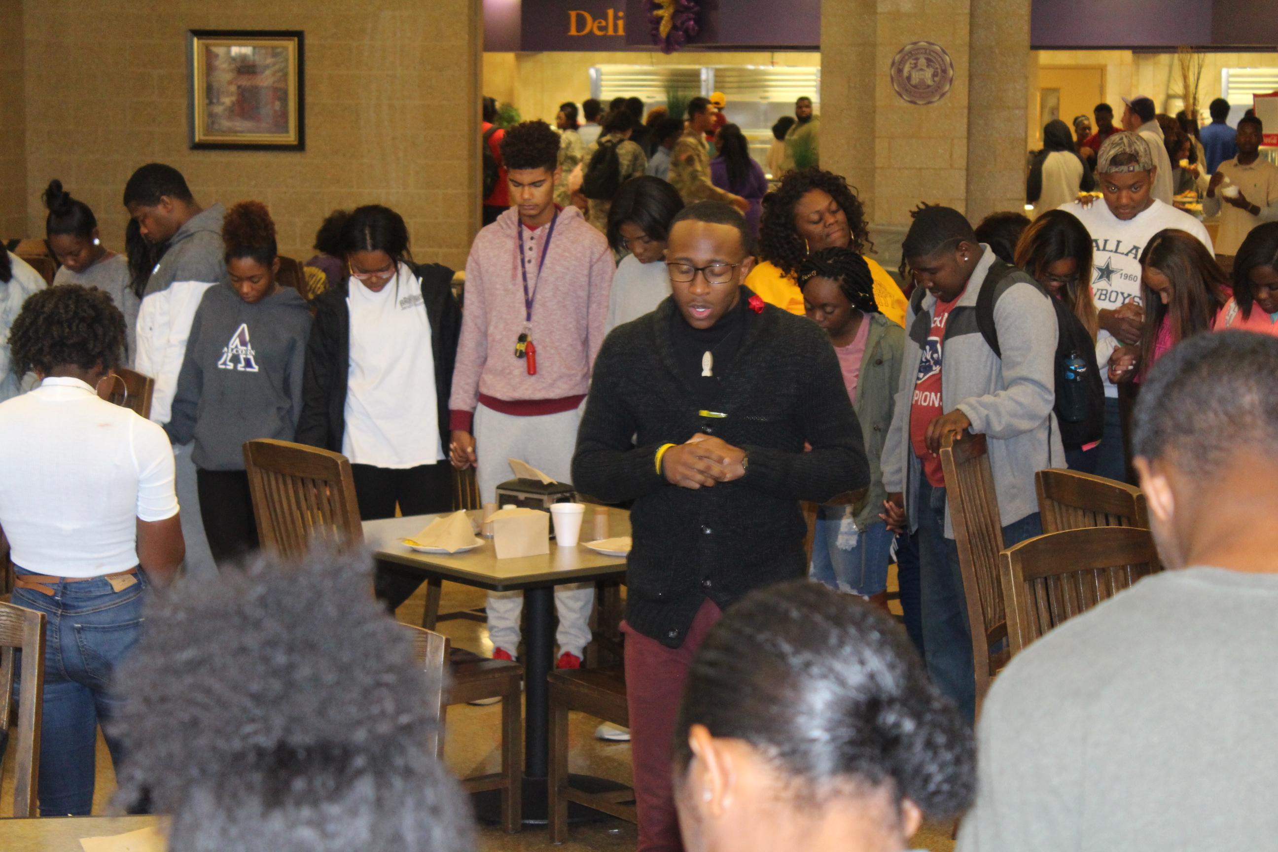Braves for Christ Ministries