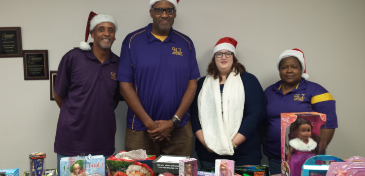 WPRL 91.7 FM Hosts Its 7th Annual Toy Drive