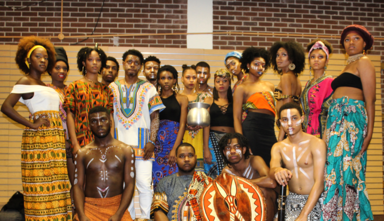 T.R.E.N.D. Modeling Squad and Leadership Alcorn team up for Black History Fashion Show