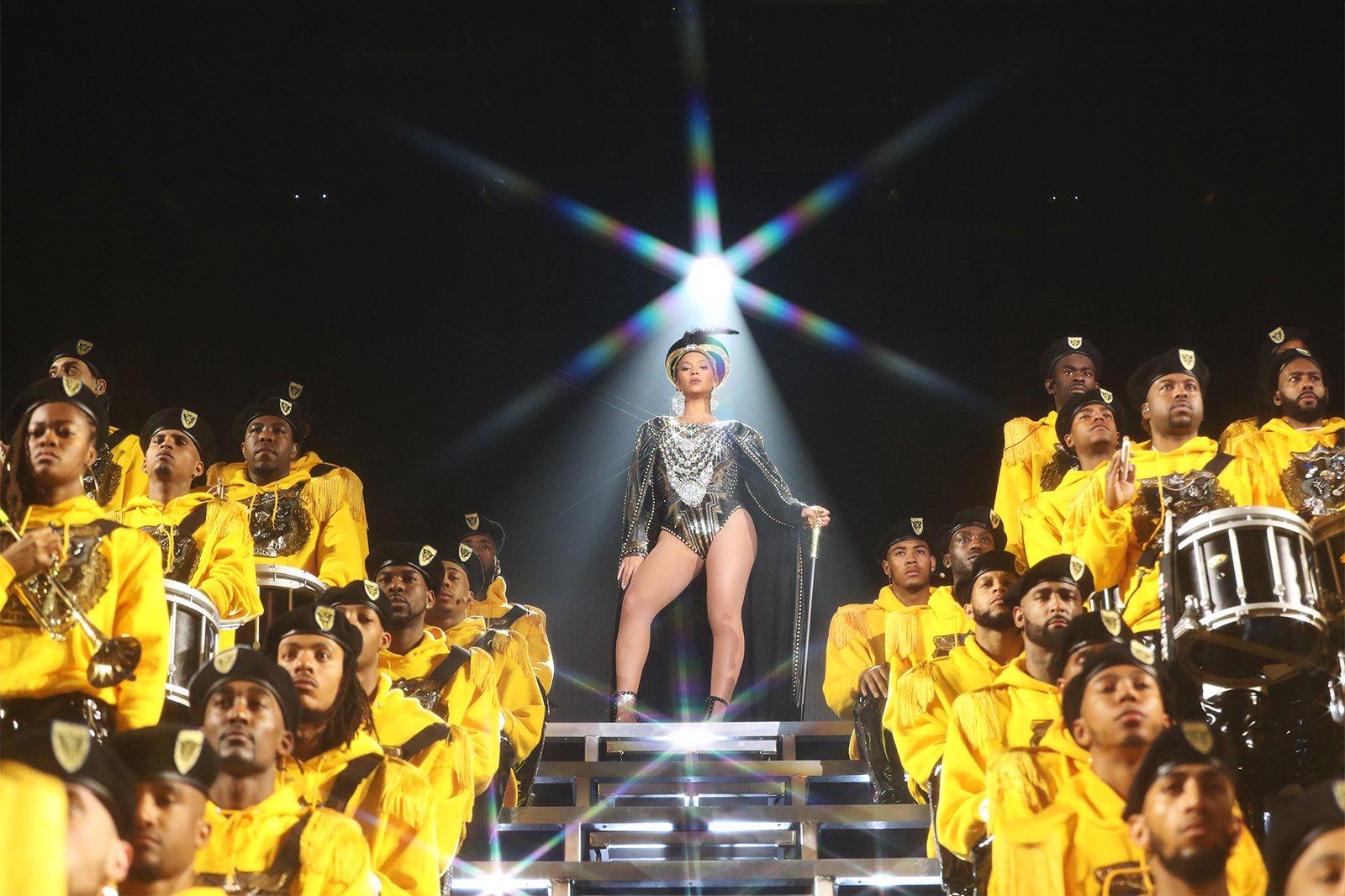 Beyoncé: A Performance to Remember