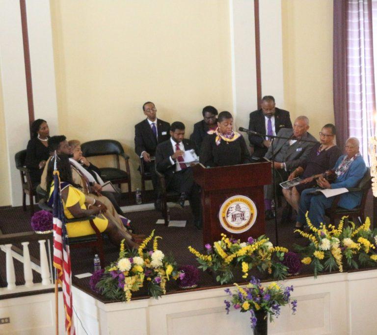 ASU Celebrates Founder's Day