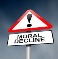 The Moral Decline of Women