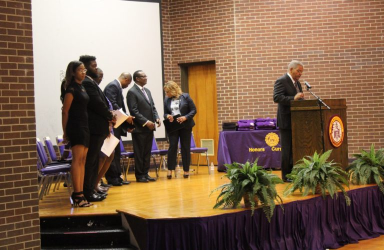 Alcorn Hosts 78th Annual Biannual Honors Convocation