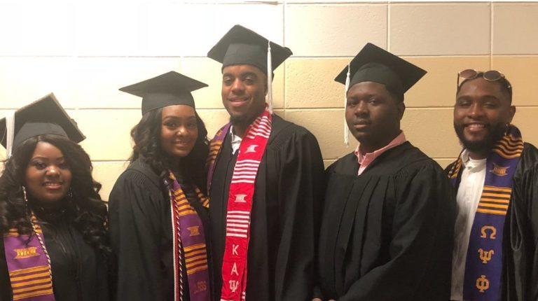 Alcorn Annonces Fall 2018 Graduates