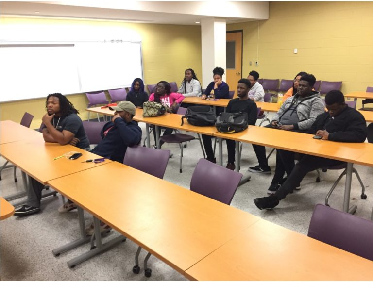 Alcorn's NAACP Hosts Membership Drive
