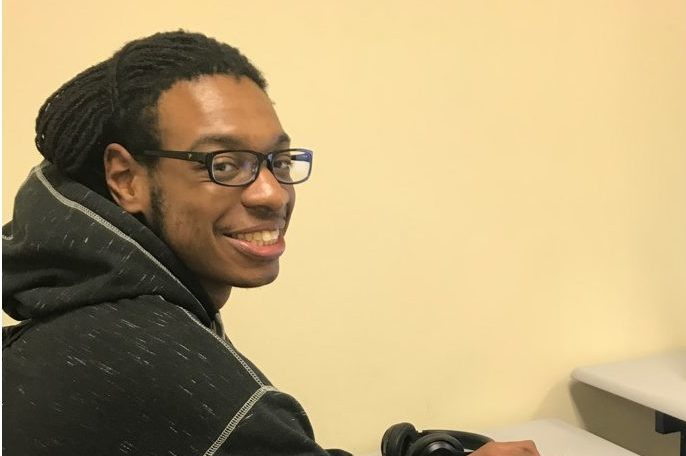 Spotlight of the Week: Alonzo Campbell