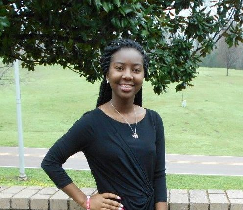 Anderson Receives Title III Scholarship
