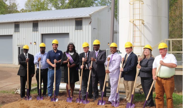 Water Treatment Plant Opens at ASU