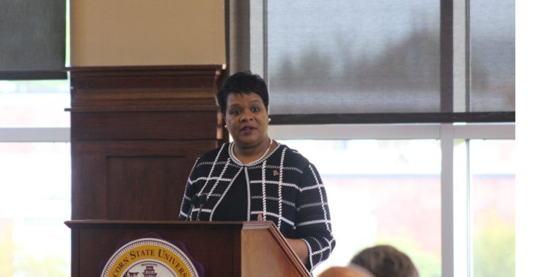 Nave Named as Next President at Alcorn State