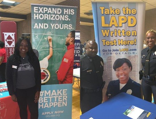 Career Services Department Holds Career and Internship Fair