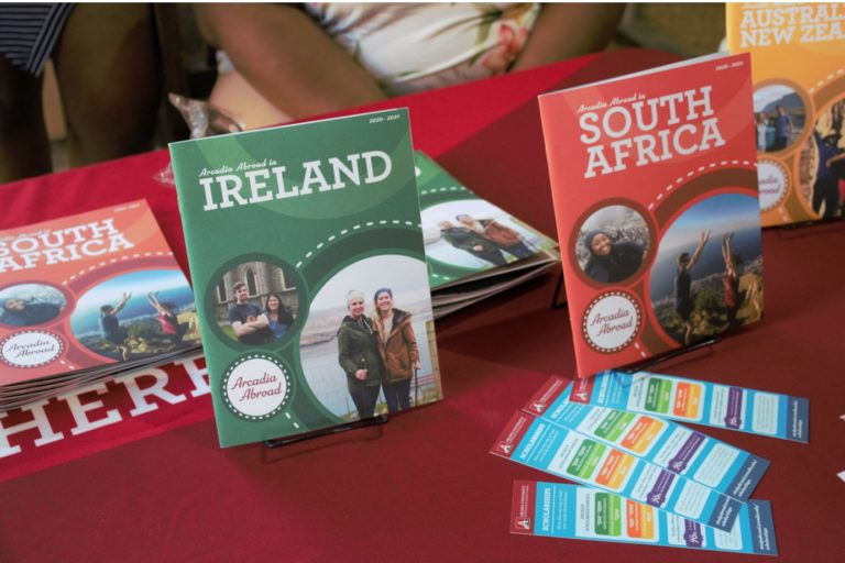 Office of Global Affairs Presents Study Abroad Fair