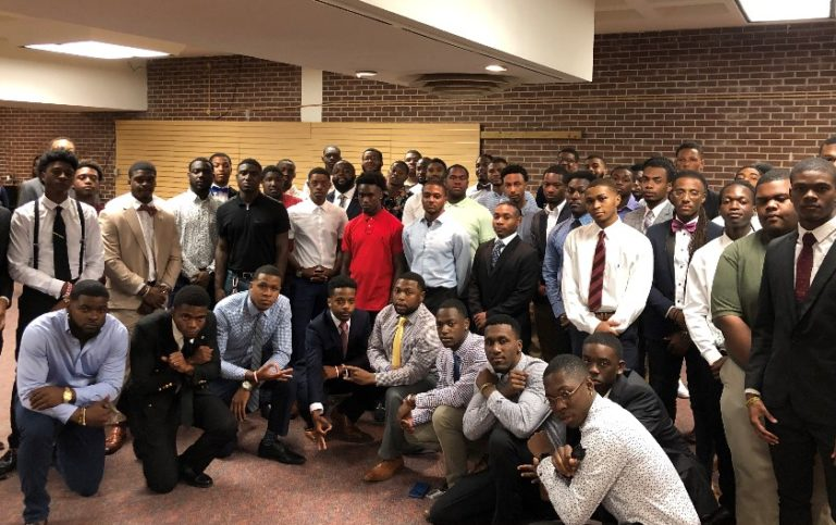 Alcorn's National PanHellenic Council Presents Business Style Seminar