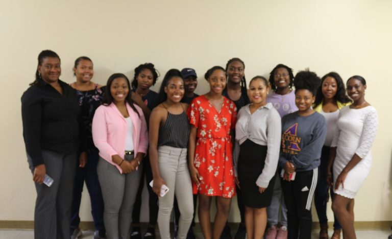 Mass Communications Department Holds Lunch and Learn Forum