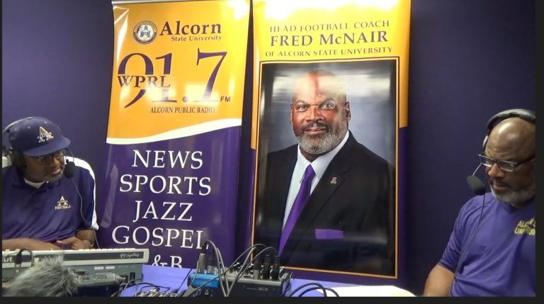 The Coach Fred McNair Radio Show on WPRL 91.7 FM (S4:E4)