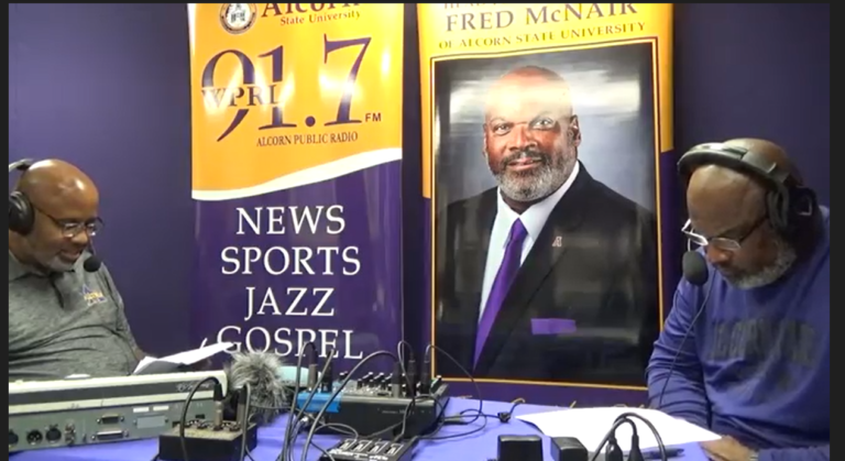 The Coach Fred McNair Radio Show on WPRL 91.7 FM (S4:E6)