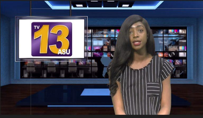 ASU TV-13 News Brief (October 30, 2019)