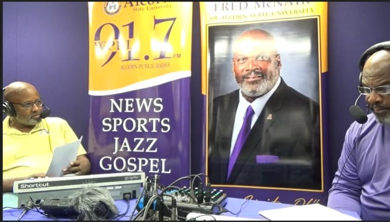 The Coach Fred McNair Radio Show on WPRL 91.7 FM (S4:E8)
