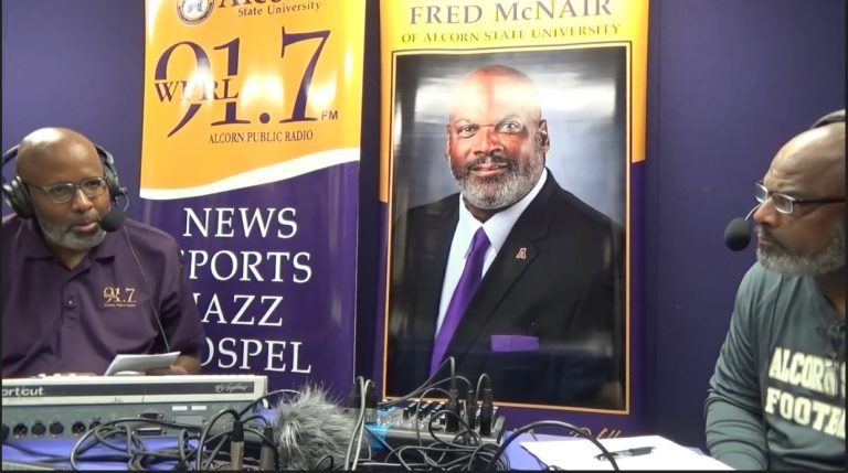 The Coach Fred McNair Radio Show on WPRL 91.7 FM (S4:E7)
