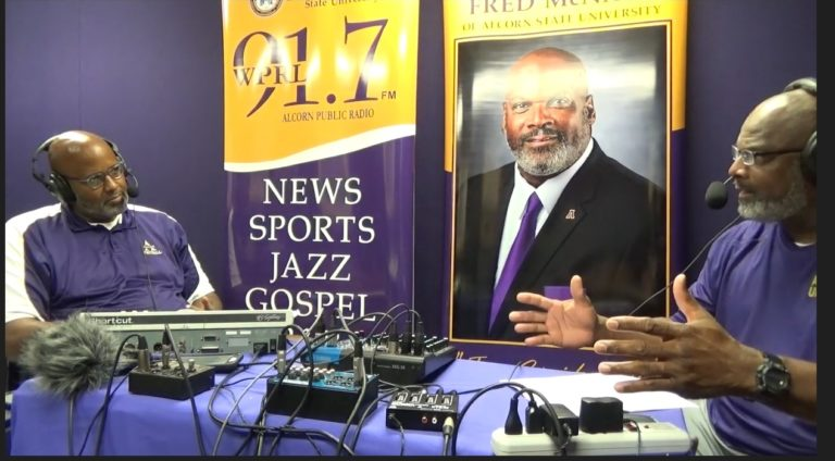 The Coach Fred McNair Radio Show on WPRL 91.7 FM (S4:E5)