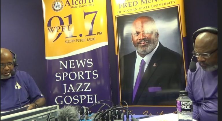 The Coach Fred McNair Radio Show on WPRL 91.7 FM (S4:E10)