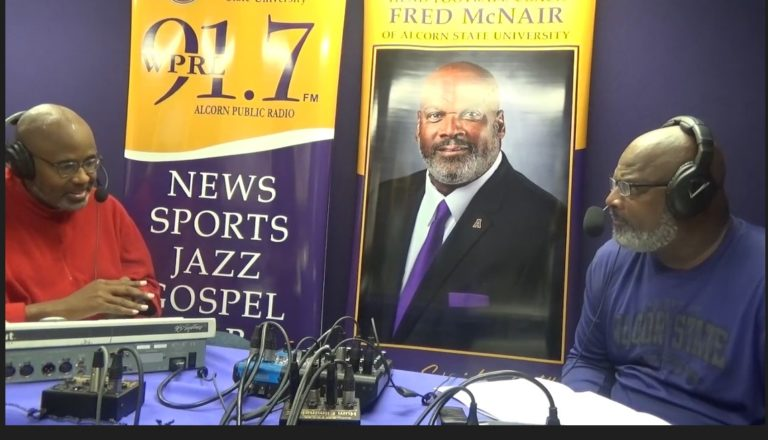 The Coach Fred McNair Radio Show on WPRL 91.7 FM (S4:E9)