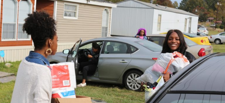 Donation Drive Helps Local Family
